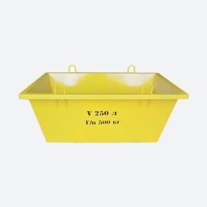 Ящик для раствора ЯК-0,25