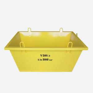 Ящик строительный металлический ЯК-0,5