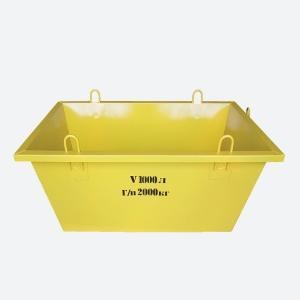 Ящик растворный ЯК-1,0