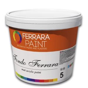 Краска грунтовочная Fondo Ferrara, 5 л
