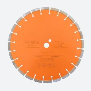 Сегментный круг отрезной Spektrum универсальный 350